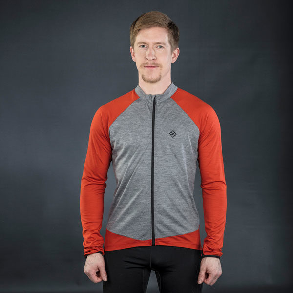 Kaarna cycling jersey long sleeve