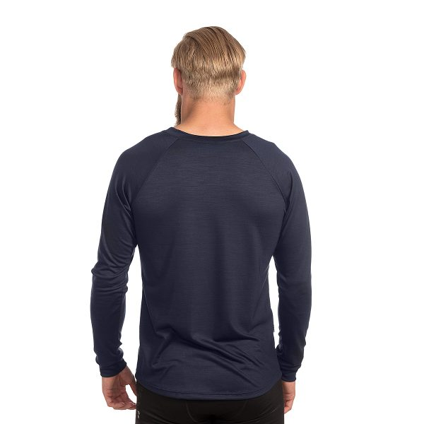 Keli long sleeve Mustikka