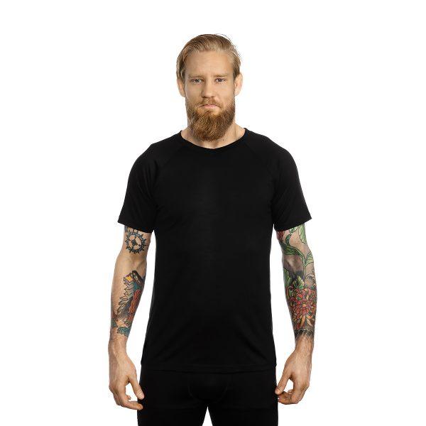 Keli merino wool t-shirt