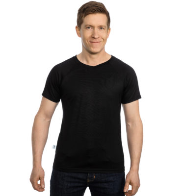 Keli merinovillainen t-paita