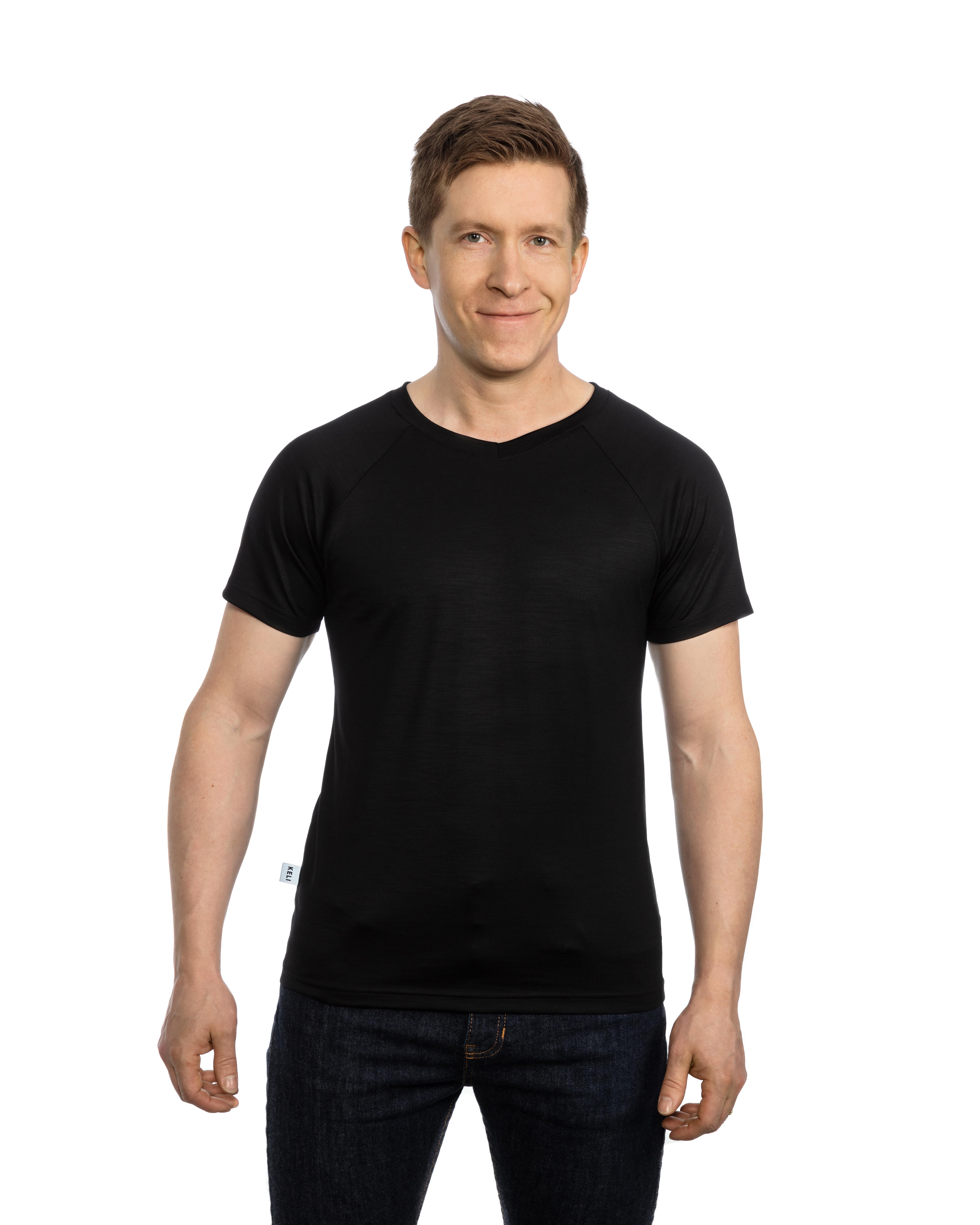 Merino wool t-shirt Pimeys